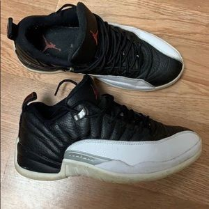 Jordan 12 low playoffs 2012